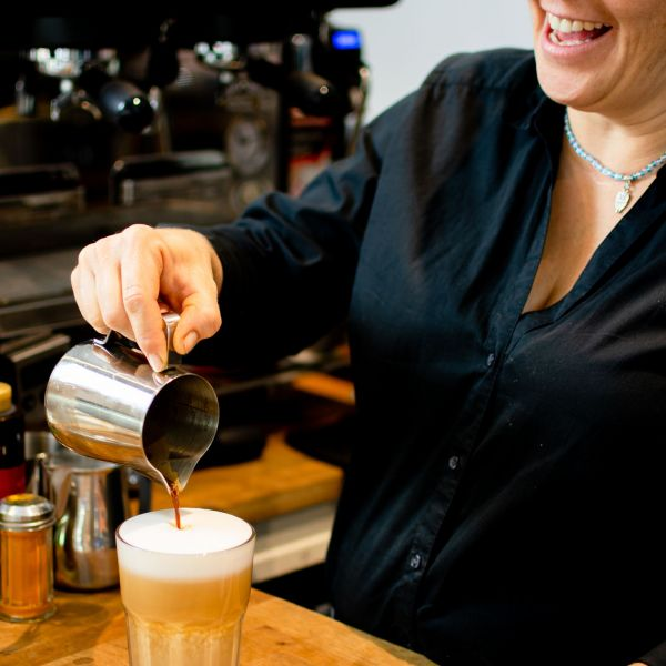 die andere KAFFEEBAR – KIBATA Kaffee