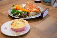 die andere KAFFEEBAR – leckeres Mittagessen, immer frisch gekocht